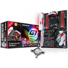 Emaplaat GIGABYTE X99 Ultra Gaming-EK Intel...