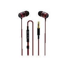 SoundMagic Earphones E10 Black Red