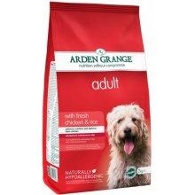 Arden Grange Adult kana ja riisiga 6kg