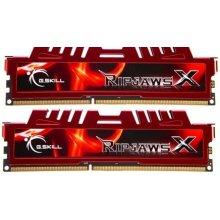 Mälu G.Skill Ripjaws X 16GB DDR3 16GBXL Kit...