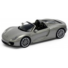 Welly Porsche 918 Spyder Cabrio 1/34