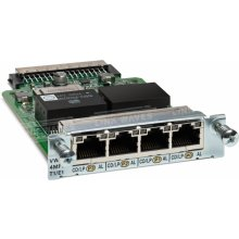 CISCO VWIC3-4MFT-T1/E1, Wired, PCI...