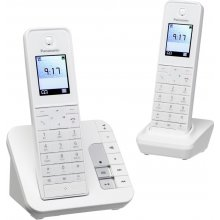 Телефон PANASONIC KX-TGH222GW ws белый
