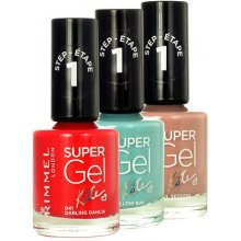 Rimmel London Super Gel By Kate 024 Red...