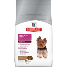 Hill's Canine Adult Small & Miniature Lamb &...