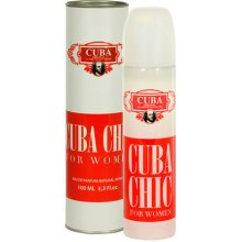 Cuba Cuba Chic for Women 100ml - Eau de...