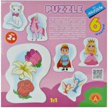 Alexander Puzzle для bab ies Princess