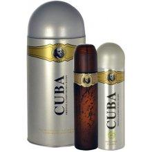 Cuba Gold, Edt 100ml + 200ml deodorant, EDT...