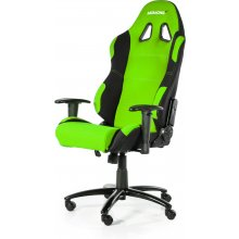 AKracing PRIME Gaming Chair Black Green