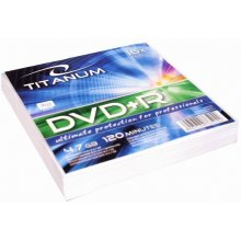 Диски Titanum DVD+R 4,7 GB x16 - envelope 10
