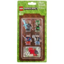 LEGO Minecraft hairstyling set 1