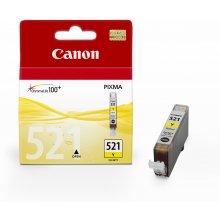 Тонер Canon CLI-521 Y, жёлтый, Pixma...