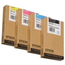 Тонер Epson T6122 Tinte голубой