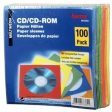 Toorikud Hama 1x100 Paper Sleeves colour-...