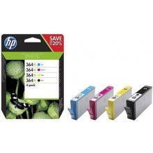 Tooner HP INC. 364XL CMYK 4-pack N9J74AE