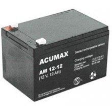 EMU батарея 12V 12AH VRLA/AM12-12 ACUMAX