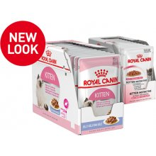 Royal Canin KITTEN Jelly 12x85g (FHN)