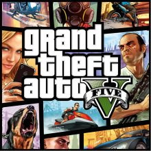 Игра GAME PS3 Grand Theft Auto 5