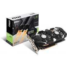 Videokaart MSI GeForce GTX 1060 OC 3GB...