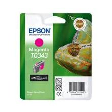 Тонер Epson чернила T0343 magenta | Stylus...