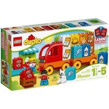LEGO DUPLO Moja pierwsza ciężarówka