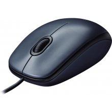 Hiir LOGITECH M 100 Mouse USB black