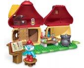 Mega Bloks The Smurfs Papa's house