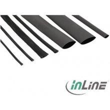 InLine Kabelschlauch Set чёрный
