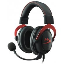 KINGSTON HyperX Cloud2 красный
