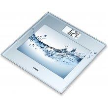 Весы BEURER GS360 3D, LCD, Blue, Silver...
