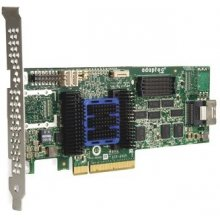 ADAPTEC Raid 6405 SAS PCIe 4 port 512mb...