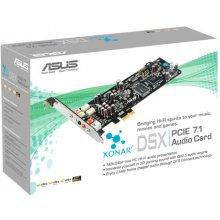 Helikaart Asus Xonar DSX PCI-E, 7.1