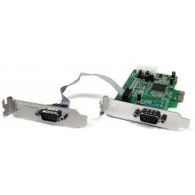 StarTech.com PEX2S553LP, PCIe, -20 - 85, -40...
