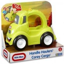 LITTLE TIKES Żółte auto