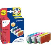 Тонер Pelikan Tinte 3-farbig (Canon CLI-521)