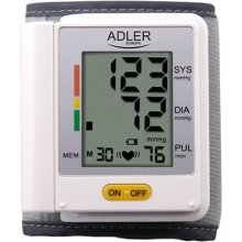 ADLER Blood preasure monitor mälu function...
