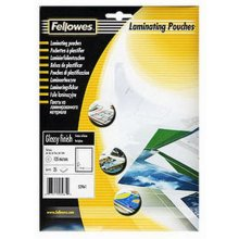 FELLOWES Lamineerimistasku A4 125mic 25 tk...
