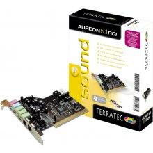 Helikaart TerraTec Soundkarte AUREON 5.1 PCI...