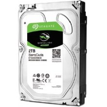Seagate HDD | | Barracuda | 2TB | SATA 3.0 |...