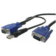 StarTech.com SVECONUS10, 3.05, Black, HDDB15...