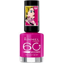 Rimmel London 60 Seconds Nail Polish By Rita...