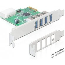 Delock PCI Express Card > 4x USB 3.0