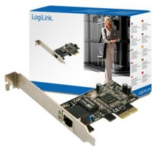 Сетевая карта LogiLink Gigabit PCI Express...