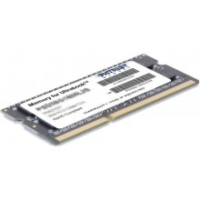 Mälu PATRIOT DDR3 Ultrabook SODIMM 8GB...