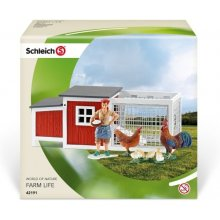 Schleich Farm Life 42191 Chicken coop