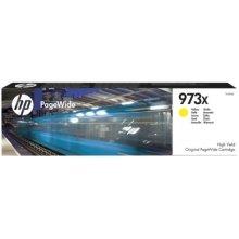Тонер HP INC. чернила no 973X жёлтый F6T83AE