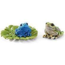 Schleich Frogs set