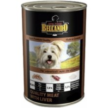 Belcando QUALITY MEAT/LIVER 400g