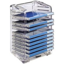 Диски Hama CD-Rack & Stack 12, Transparent