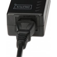 ASSMANN PoE Injector, 802.3af, 10/100 Mb/s...